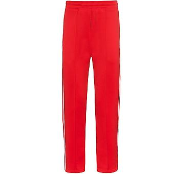 Kenzo Urban Track Pants Red