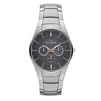 Skagen Aabye Stainless Steel Watch SKW6054