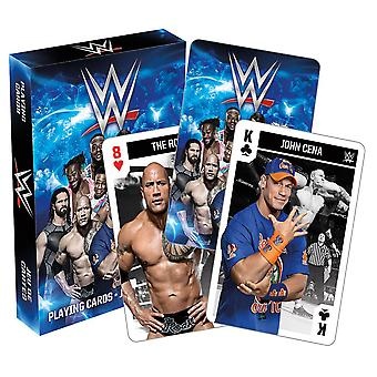 WWE Superstars Playing Cards