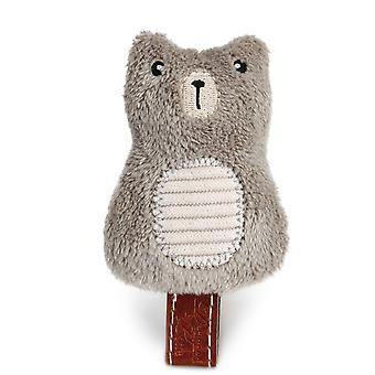 Designed by Lotte plüss medve Cat Toy