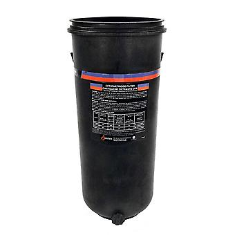 Jacuzzi 42278309R CFR25 Filter Body - Black