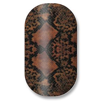 Minx Professional Nail Wraps - Don't Boa Contruct Me (22 Nails)