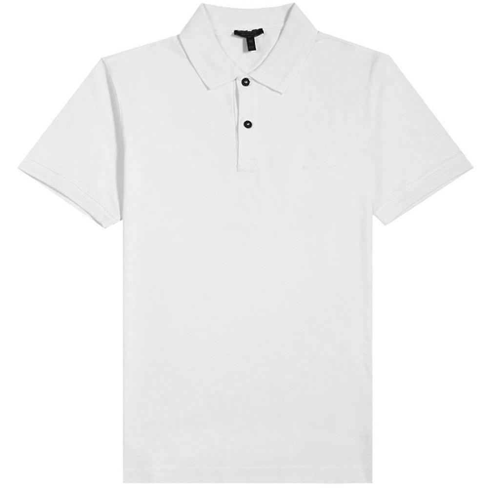 Belstaff Short Sleeve Logo Polo Shirt