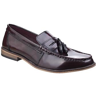 Lambretta Mens Portobello Loafer King Bordo