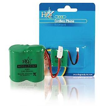 HQ Battery For Cordless 2.4 V 300 Mah Nimh (Kitchen Appliances , Electronics)