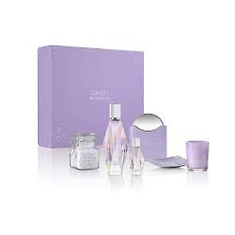 Ghost Daydream Gift Set 50ml EDT + 10ml EDT + Bath Salts + Compact Mirror + Candle + Trinket Tray