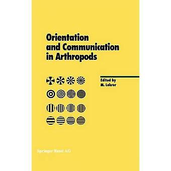 Orientaatio ja viestintä niveljalkaisiin by Lehrer
