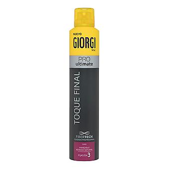 Giorgi Proultimate Toque Final Laca Nº3 Spray 300 Ml Unisex