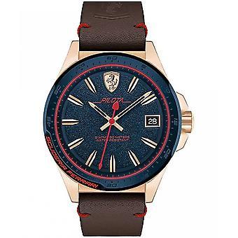 Scuderia Ferrari Men's Watch Pilota 0830461