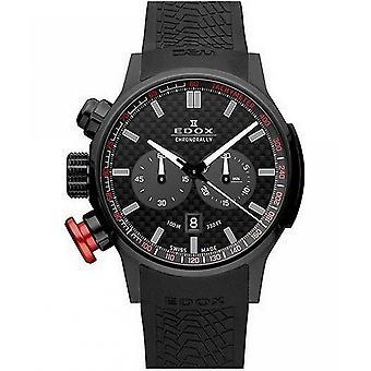 Edox herenhorloge 10302 37N NIN chronografen