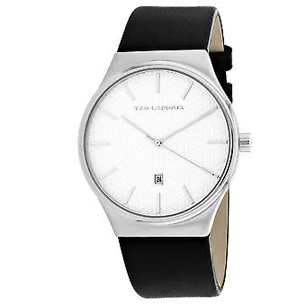 Ted Lapidus Men's Classic White Dial Watch - 5131702