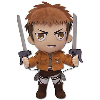 Plush - Attack on Titan - New Jean Soft Doll Toys Anime Licnesed ge52577