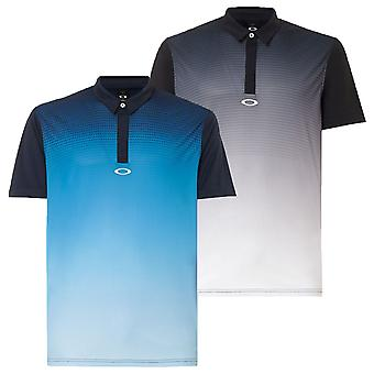 Oakley Hommes SS Poliammide Stretch Léger Polo De Golf