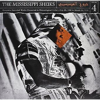 Mississippi Sheiks - Mississippi Sheiks: Complete Recorded Works in Chronological Order 4 [Vinyl] USA import