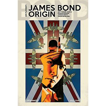James Bond Origin HC de Parker & Jeff