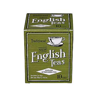 Vintage english afternoon tea 10 teabag carton