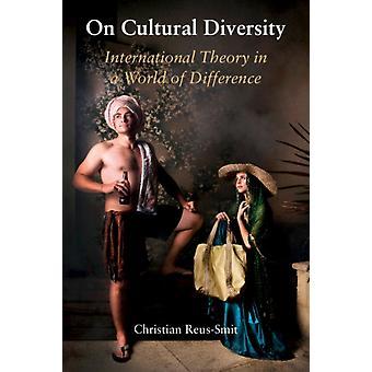 Over culturele diversiteit door Christian ReusSmit