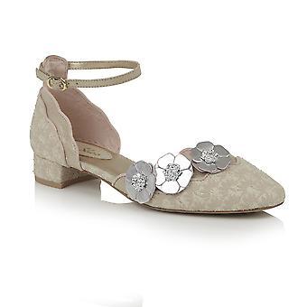 Ruby Shoo Frauen's Art Deco Low Heel Patricia Schuh