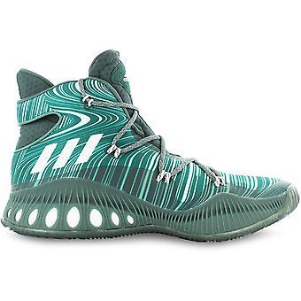 Adidas Crazy eksplosiv B42423 menns Basketballsko grønne joggesko sport sko