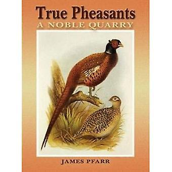 True Pheasants: A Noble Quarry