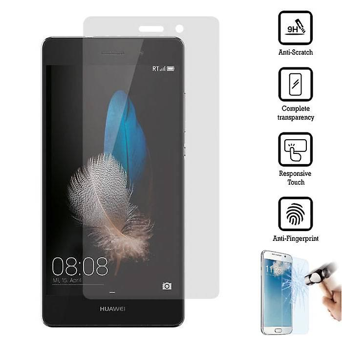 Stuff Certified® 3-Pack Screen Protector Huawei P9 Tempered Glass Film