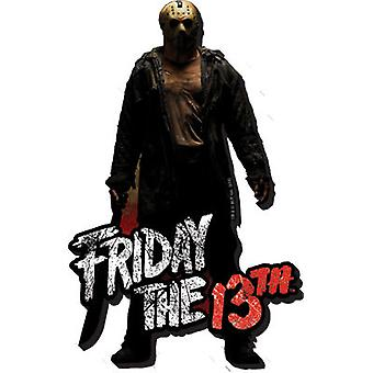Magnet - Friday the 13th - Jason New Gifts Toys Licensed 95226