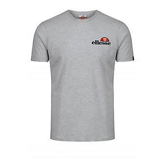 Ellesse Voodoo Szary Marl Bawełna T-shirt