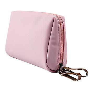 Compact makeup bag, Pink