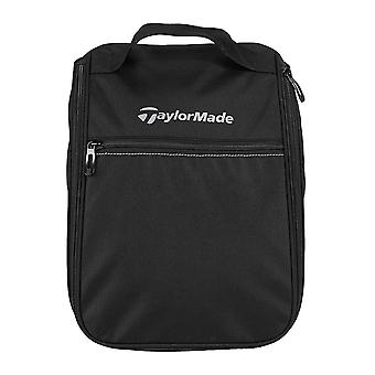 Taylormade Unisex 2020 TM20 Golf Ventilated Performance Zip Ergonomic Shoe Bag
