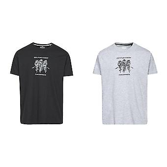 Trespass Mens Chained Short Sleeve T-shirt