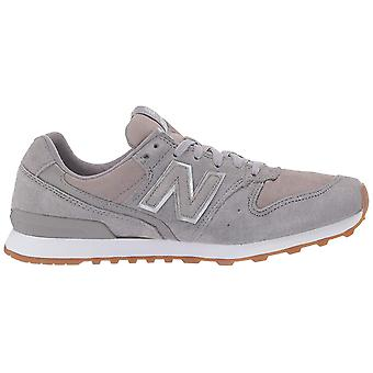 New Balance Womens 696 Canvas Low Top Lace Up Fashion Sneakers