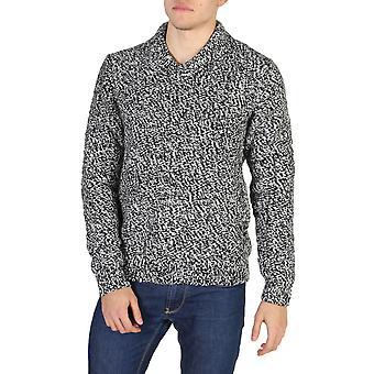 Calvin Klein Original Men Fall/Winter Sweater - Cor Preta 38439