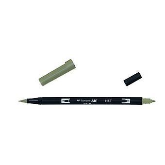 Tombow ABT Dual Brush Pen warm grijs5 ABT-N57