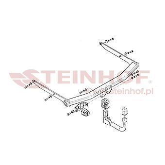 Steinhof Automatisk löstagbar dragkrok (vertikal) för Mazda 3 Saloon 2009-2013