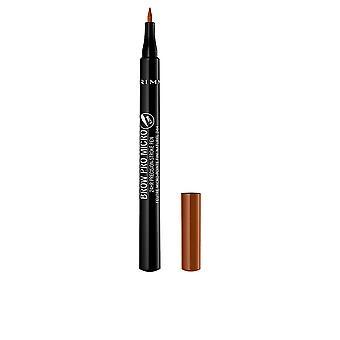Rimmel London Brow Pro Micro Precision Pen #002-Honig braun für Frauen
