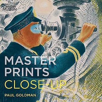 Master Prints by Paul Goldman - 9780714126791 Book