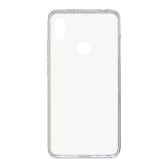 Mobile kansi Xiaomi Redmi Huomautus S2 KSIX Flex TPU läpinäkyvä