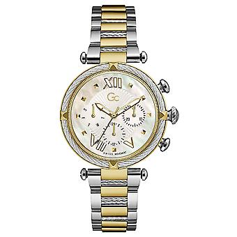 Gc Guess Collection Y16020l1mf Lady Chic Ladies Watch 32 Mm