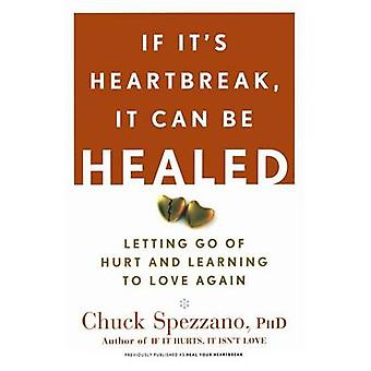 If it's Heartbreak - it Can be Healed - Letting Go of Hurt and Learnin