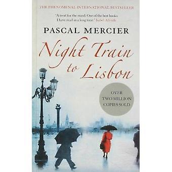 Night Train to Lisbon Book