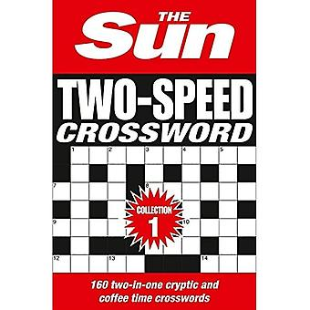 The Sun Two-Speed Crossword Collection 1 (Crosswords Bind Up)