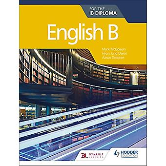 Engelsk B for IB Diploma av Hyun Jung Owen - 9781510446571 Book