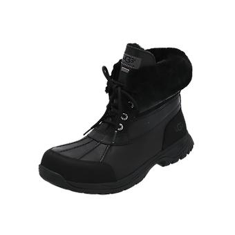 UGG UGG M's Hilgard Heren Boots Black Lace-Up Boots Winter