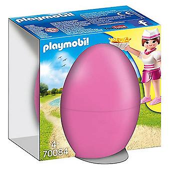 Playset City Life Ober Playmobil 70084