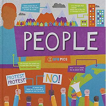People by Harriet Brundle - 9781786379160 Book