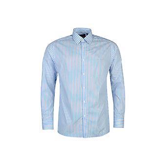Pierre Cardin camisa de manga larga hombres