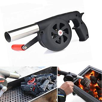 Bbq grill fan air blower