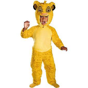 Simba Toddler Costume