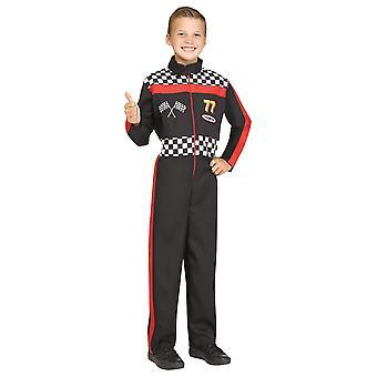 Race Car Driver Child Costume