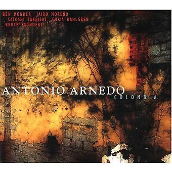 Antonio Arnedo - Colombia [CD] Usa import